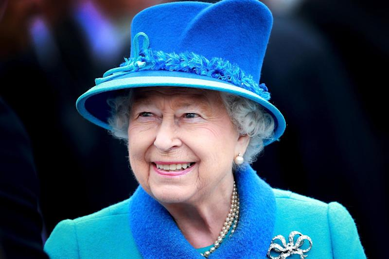 The Queen has a nifty trick for keeping blisters at bay: Getty Images