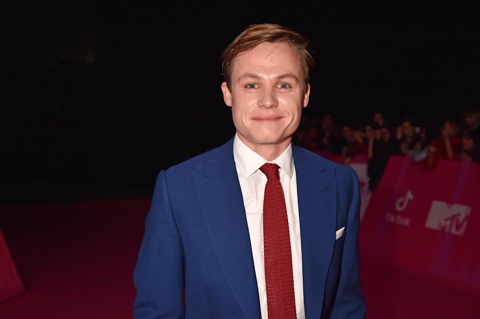 BILBAO, SPAIN - NOVEMBER 04:  Archie Manners attends the MTV EMAs 2018 at Bilbao Exhibition Centre on November 4, 2018 in Bilbao, Spain.  (Photo by Jeff Kravitz/FilmMagic)