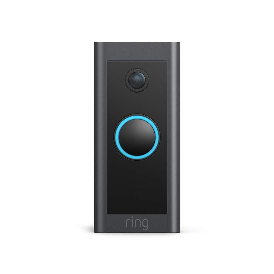 Ring Video Doorbell Wired di Amazon