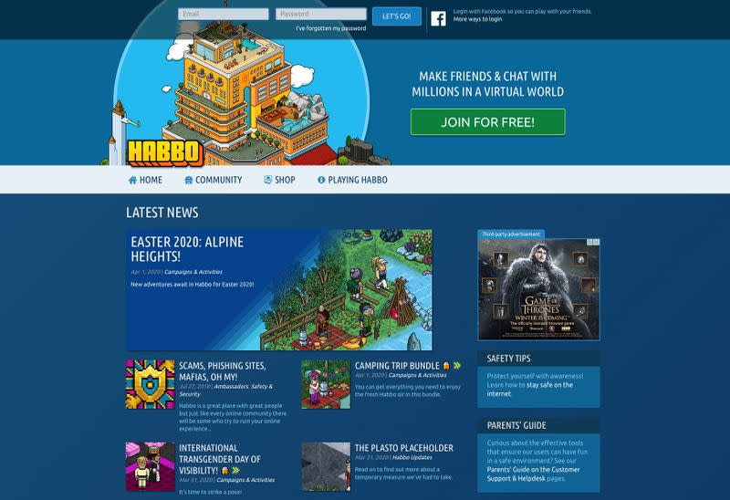 Index habbo new crypto currency horse race betting philippines star