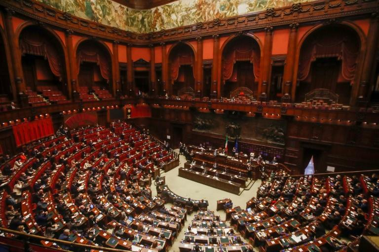 Conte survived a parliamentary vote of confidence last week but failed to secure a majority in the Senate, the upper house, leaving his government severely weakened