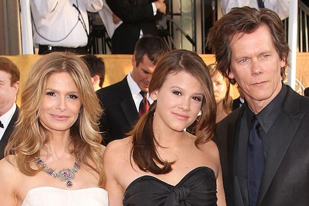 Sosie Bacon Daughter Of Kevin Bacon And Sedgwick Is This Years Miss Golden Globe