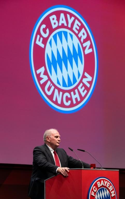 Former Bayern Munich president Uli Hoeness has been linked to the vacant role as president of the German FA