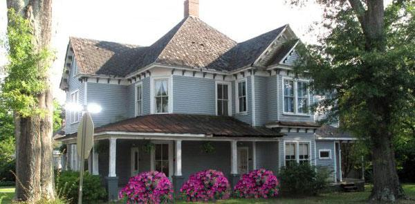 Victorian McNinch House in Anderson, South Carolina