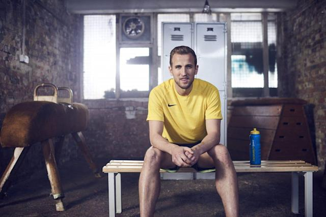 Spurs striker Harry Kane will be training with 100 lucky competition winners