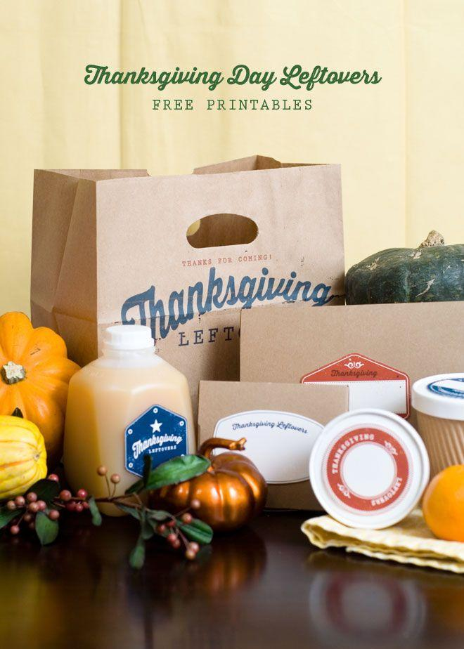 "<p>Handing out Thanksgiving leftovers just got so much cuter. </p><p><strong>Get the tutorial at <a href=""http://pizzazzerie.com/holidays/free-thanksgiving-leftover-printables/"" rel=""nofollow noopener"" target=""_blank"" data-ylk=""slk:Pizzazzerie"" class=""link rapid-noclick-resp"">Pizzazzerie</a>.</strong></p>"