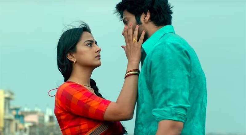 Ali Fazal With Shraddha Srinath In Milan Talkies