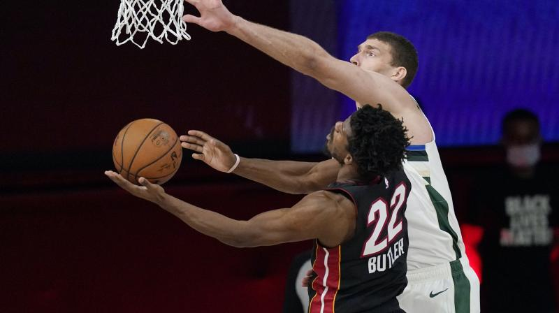 Miami Heat produce impressive finish to move closer to Eastern Conference finals