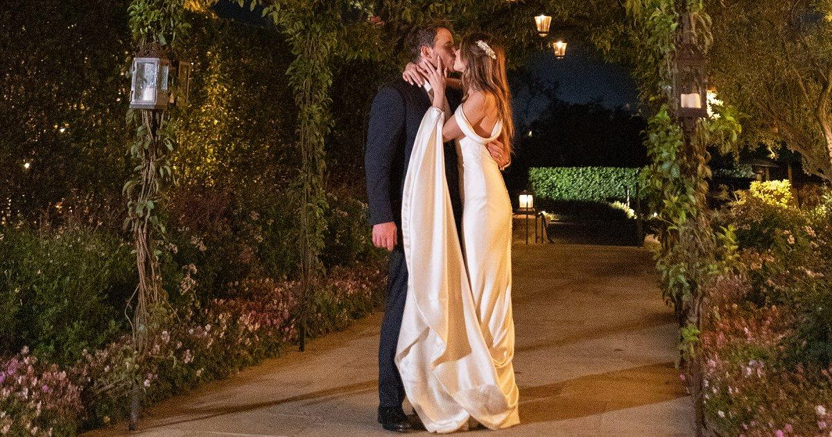 Chris Pratt and Katherine Schwarzenegger's Romantic Wedding Photo Album: See All the Pics!