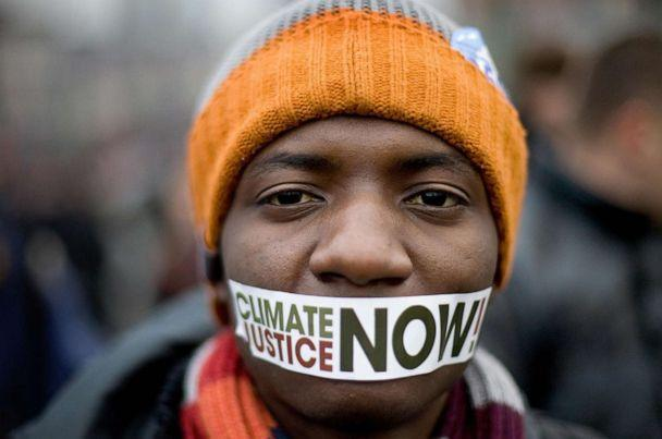 PHOTO: Environment Justice is a key issue in understanding the climate crisis. (Wojtek Radwanski/AFP via Getty Images)