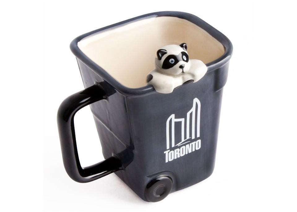 TORONTO RACCOON MUG. (Image via Main and Local)