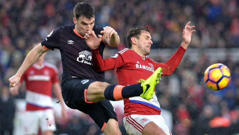 <p>Current Republic of Ireland captain Seamus Coleman has been an Everton regular since his £60k transfer from Sligo Rovers in 2008 - a frankly incredible bargain.</p> <br /><p>Coleman remains of the Premier League's most dangerous attacking full backs and has scored 18 goals in eight seasons at Goodison Park.</p>