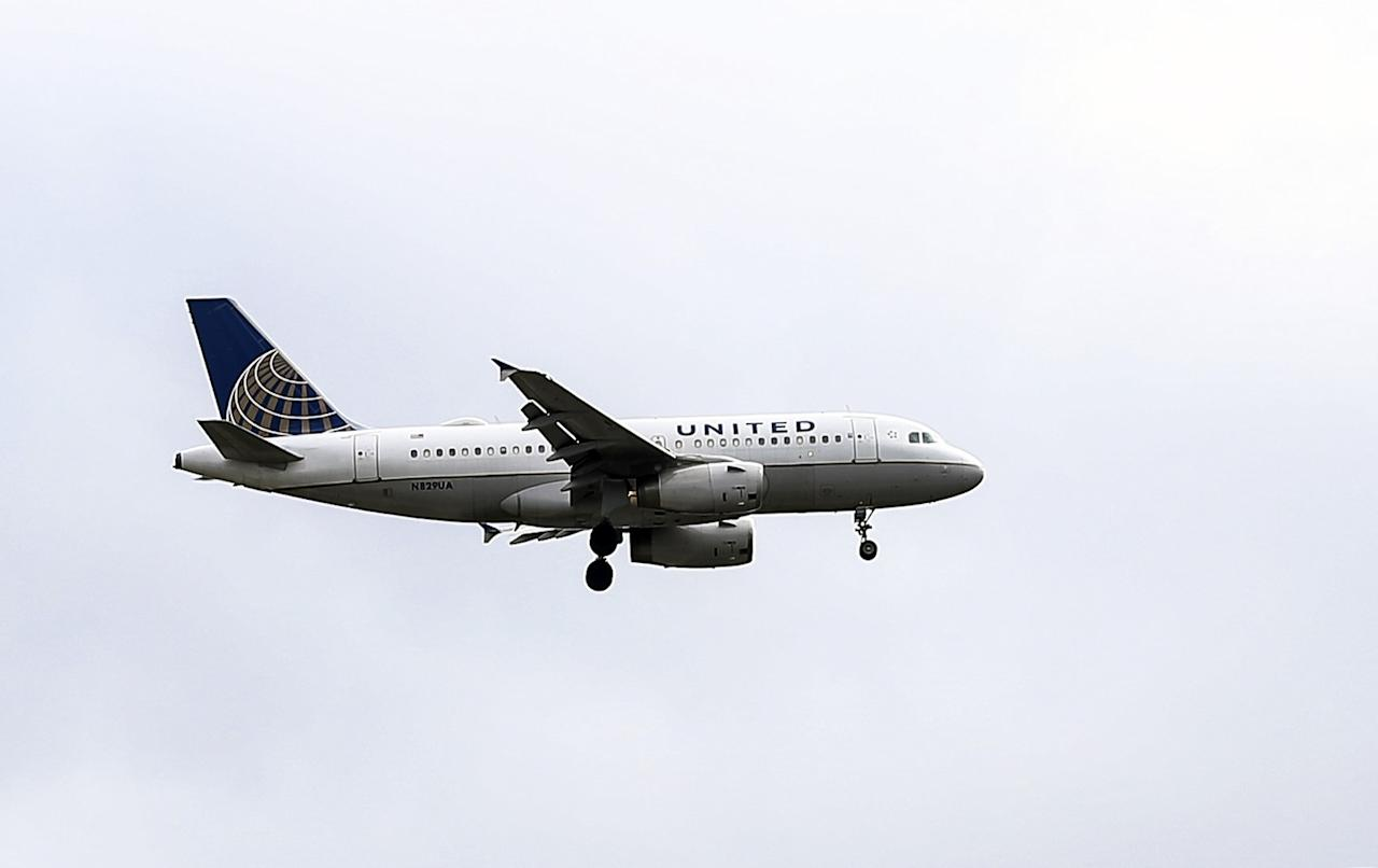 <p><strong>Traditional Carrier</strong><br /> No. 4: United Airlines<br /> Score: 716 out of 1,000<br /> (Time) </p>