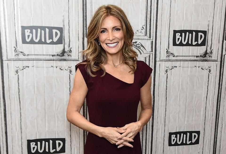 """<p>Olympic gold medalist and gymnast Shannon Miller was diagnosed with <a href=""""https://www.prevention.com/health/health-conditions/a27246378/what-its-like-having-ovarian-cancer/"""" rel=""""nofollow noopener"""" target=""""_blank"""" data-ylk=""""slk:ovarian cancer"""" class=""""link rapid-noclick-resp"""">ovarian cancer</a> at age 33. She went through chemotherapy and less than a year after she announced her illness, she was in remission. She told <a href=""""https://www.cancer.org/latest-news/lessons-from-the-olympics-help-shannon-miller-through-ovarian-cancer-treatment.html"""" rel=""""nofollow noopener"""" target=""""_blank"""" data-ylk=""""slk:Cancer.org"""" class=""""link rapid-noclick-resp"""">Cancer.org</a> she credits her mental toughness for getting through it all: """"A huge part of my success as an athlete was that I had the mental game. To get through the toughest moments of treatment I relied on goal setting and keeping that positive mentality.""""</p>"""
