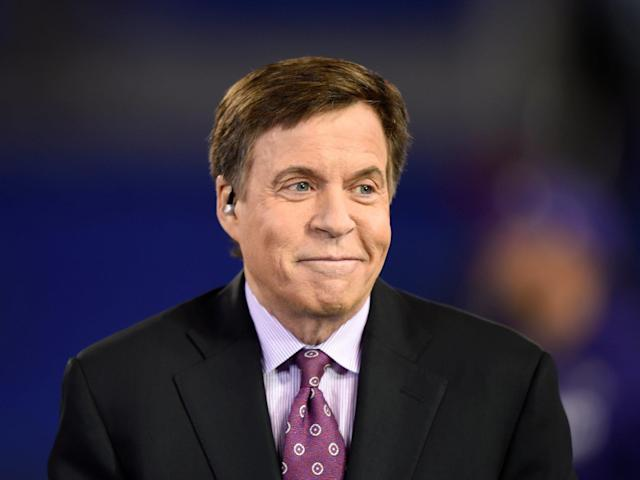 Bob Costas claims he was 'fired' from Super Bowl post for saying football 'destroys' brains
