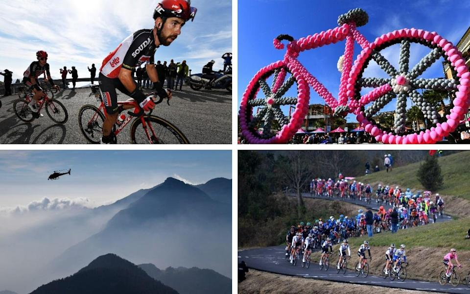 Giro d'Italia 2021 route: When does it start, how to watch live TV coverage and which teams and riders are racing? - GETTY IMAGES