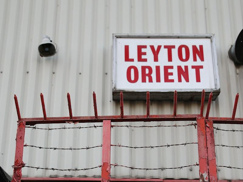 Leyton Orient reported a coronavirus outbreak among first-team players (AFP via Getty Images)