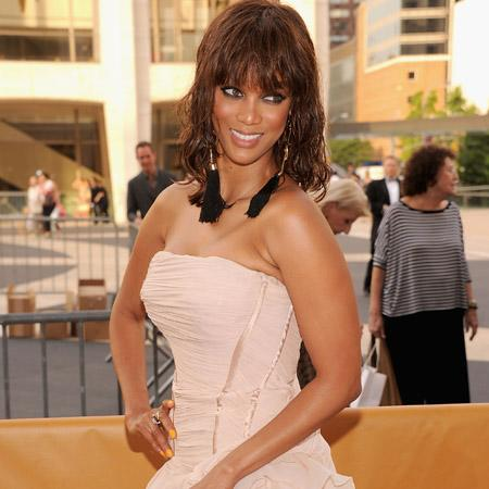 Tyra Banks: Writing book was stressful