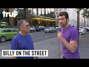 """<p>Billy Eichner serves as host of this game show, featuring a whole slew of different celebrity cameos. Eicher runs through the streets of Manhattan with a microphone asking strangers pop culture questions. The chaotic energy from this show can't be found anywhere else.</p><p><a class=""""link rapid-noclick-resp"""" href=""""https://www.netflix.com/title/81183624"""" rel=""""nofollow noopener"""" target=""""_blank"""" data-ylk=""""slk:Watch"""">Watch</a></p><p><a href=""""https://www.youtube.com/watch?v=ZLR8x_R3U_0"""" rel=""""nofollow noopener"""" target=""""_blank"""" data-ylk=""""slk:See the original post on Youtube"""" class=""""link rapid-noclick-resp"""">See the original post on Youtube</a></p>"""