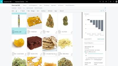 Silver Leaf Cannabis Business Central (CBC) brings the award-winning capabilities of Microsoft Dynamics 365 Business Central to cannabis with product tracking, delivery compliance, quality control, and financial best practices.