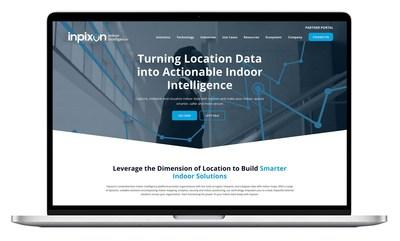 Inpixon's new website highlights the company's comprehensive Indoor Intelligence Platform with Mapping, Positioning, Security and Analytics