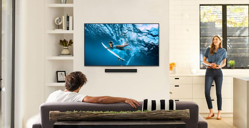 Save on VIZIO for the holidays. (Photo: Walmart)
