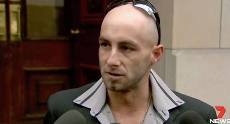 'No reason is good enough': Rani's younger brother Aaron. Photo: 7 News