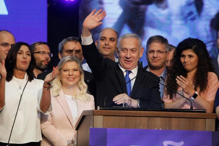 If results hold, it will be a major setback for Prime Minister Benjamin Netanyahu who hoped to form a right-wing coalition similar to his current one as he faces possible corruption charges in the weeks ahead