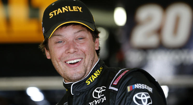 """LONG POND, Pa. -- Erik Jones' second straight third-place finish and his fifth of the season seemed to get lost amid his mid-race contact with Ricky Stenhouse Jr. last weekend at New Hampshire Motor Speedway. That was, in part, due to Stenhouse firing off in a post-incident interview, saying: """"The 20 just ran over us […]"""