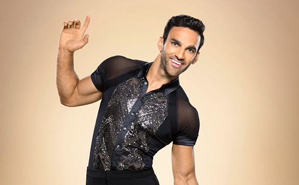 Davood is 'excited' for Strictly. Copyright: [BBC]