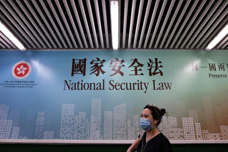 A human rights watchdog says in a report that China is leading global efforts to suppress dissent with new technologies, often using the pandemic as justification for increased surveillance