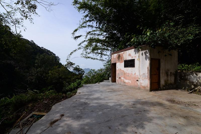 The original P84 station at the halfway point up Penang Hill August 27, 2018. — Picture by Steven Ooi KE