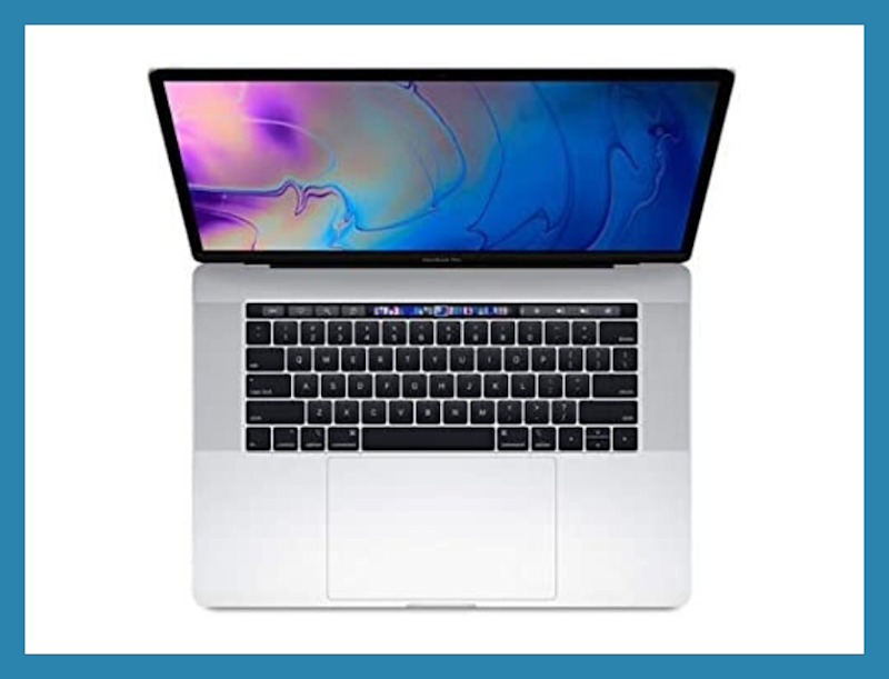 The Apple MacBook Pro (mid-2019) in Silver. (Photo: Apple)