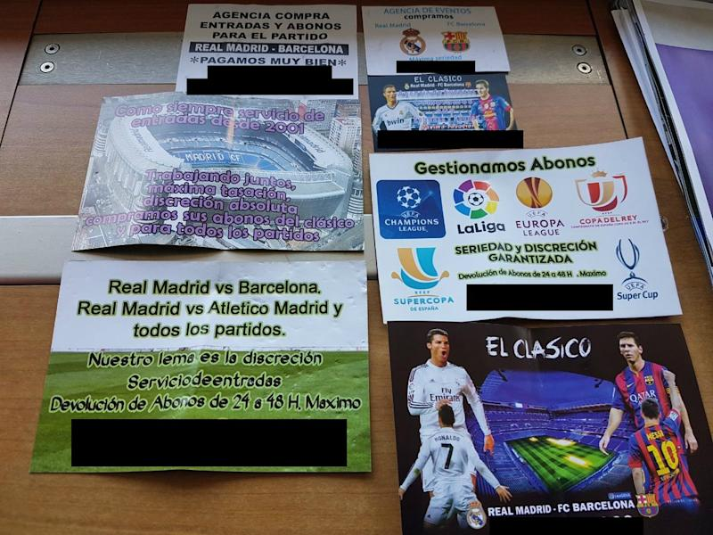 BODY ONLY Real Madrid reventa