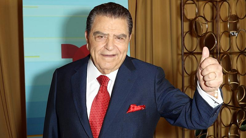 Don Francisco. Foto: Frederick M. Brown/Getty Images