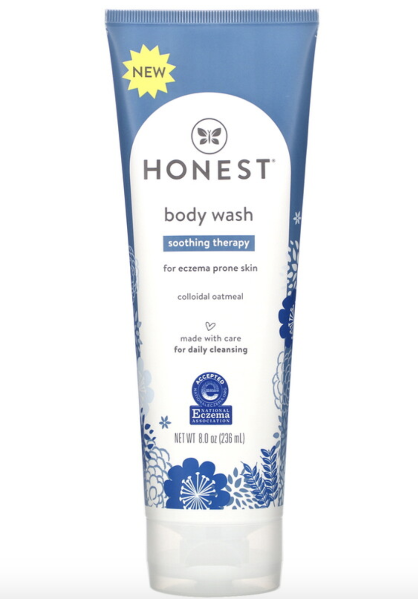 Soothing Therapy Body Wash, For Eczema Prone Skin, 236ml, S$14.25. PHOTO: iHerb