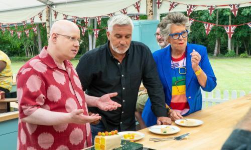 'It looks like a haunted waxwork': The Great British Bake Off bust cakes – ranked!