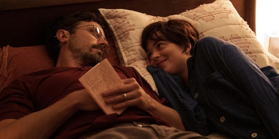 Casey Affleck and Dakota Johnson star in 'Our Friend'. (Roadside Attractions)