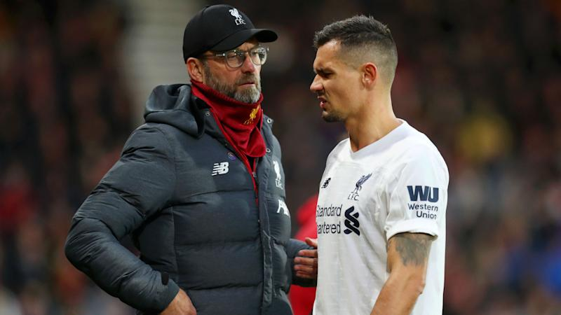 Lovren wants Klopp's Liverpool to be remembered as one of the greatest ever