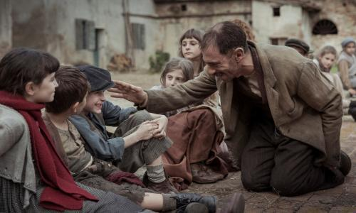 Hidden Away review - makes a rich, heavy meal of a biopic of feral Italian painter