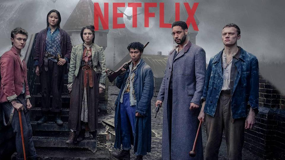 Netflix blends supernatural events and Sherlock Holmes with