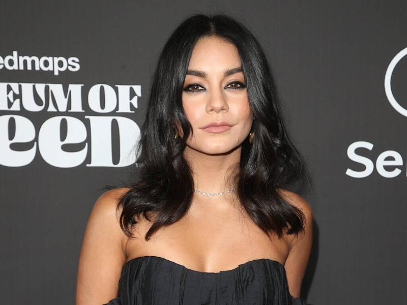 Vanessa Hudgens was 'traumatised' by naked photo leak