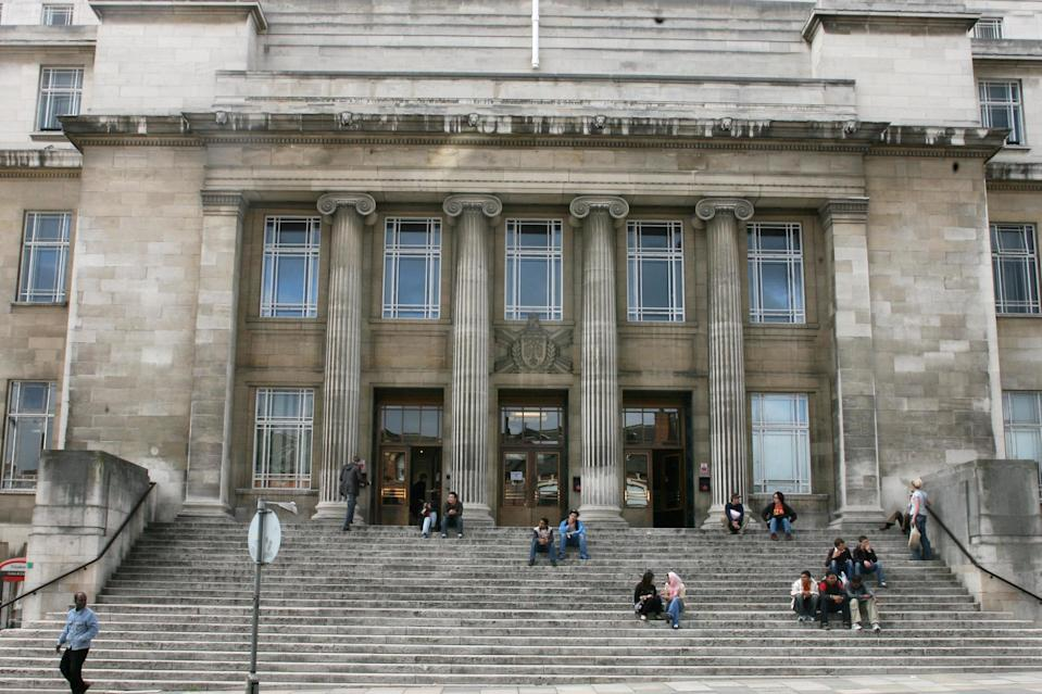 There has also been a large outbreak at the University of Leeds (PA)