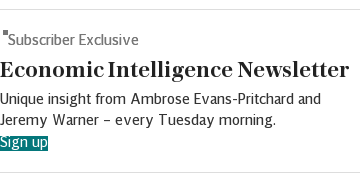 Economic Intelligence newsletter SUBSCRIBER (article)