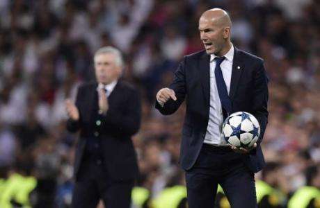 Zidane - Real Madrid x Bayern de Munique
