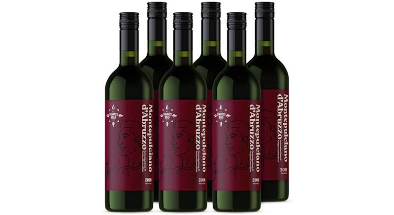 Compass Road Red Wine Montepulciano, Italy (6x75cl)