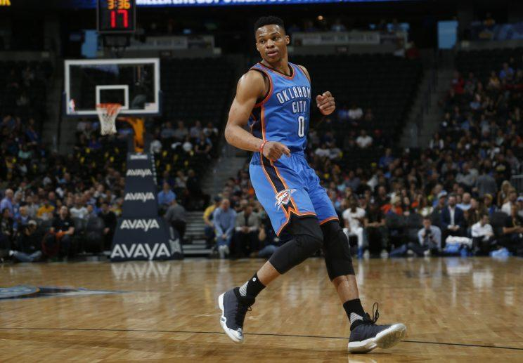 Russell Westbrook will have some decisions to make. (AP)