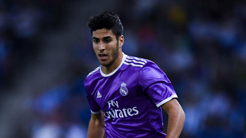 Marco Asensio Real Madrid 18092016