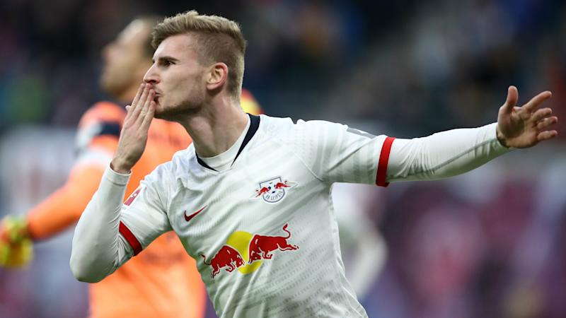 Werner talks up Premier League as 'most interesting' competition