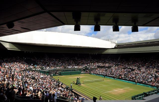 Wimbledon 2016 – Middle Sunday – The All England Lawn Tennis and Croquet Club